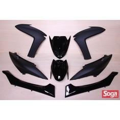 S-MAX-SMAX155-1DK-烤漆部品-消光黑配黑-景陽部品