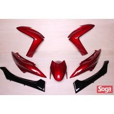 S-MAX-SMAX155-1DK-烤漆部品-酒紅配黑-景陽部品