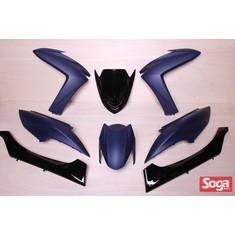 S-MAX-SMAX155-1DK-烤漆部品-消光戰藍配黑-景陽部品