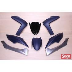 S-MAX-SMAX155-1DK-烤漆部品-消光戰藍配鬼火銀-景陽部品