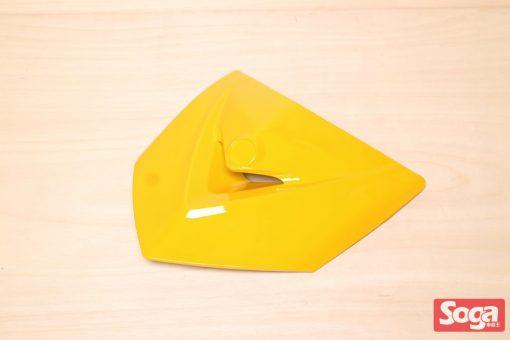 新勁戰三代-烤漆部品-競速黃配黑-鎖點強化-1MS-景陽部品
