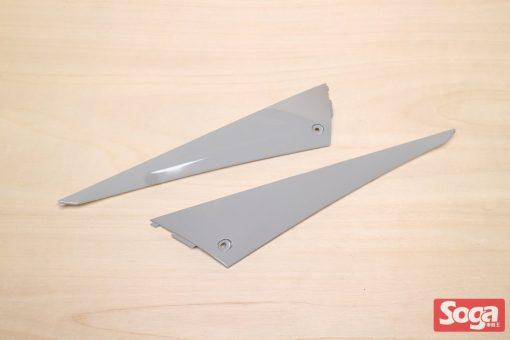 新勁戰三代-烤漆部品-軍灰配黑-鎖點強化-1MS-景陽部品