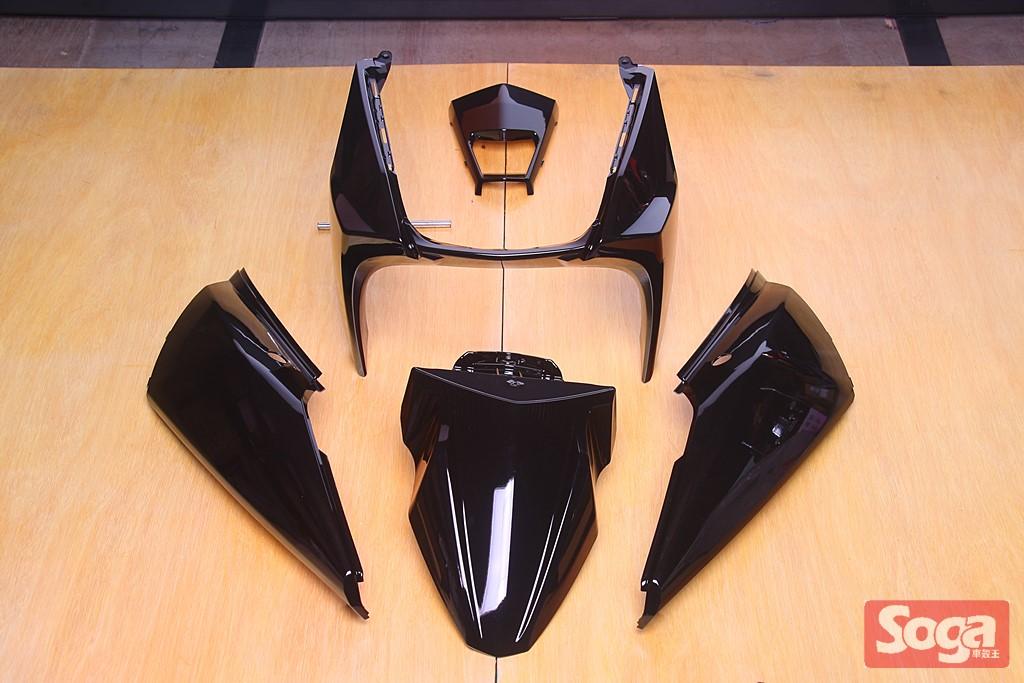 YAMAHA-BWS-R-BWS125R-烤漆部品-黑-2JS
