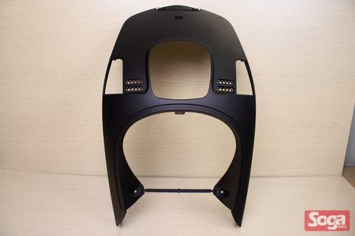 CUXI-100-4C7-烤漆部品-消光黑-景陽部品