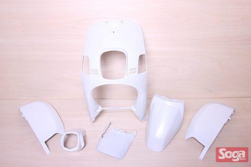 CUXI-100-4C7-烤漆部品-白-景陽部品