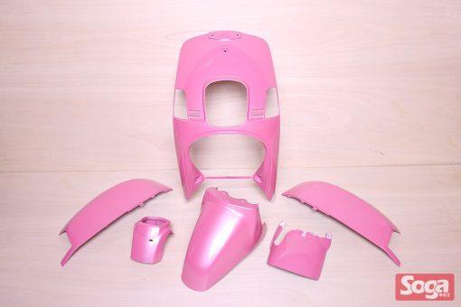CUXI-100-4C7-烤漆部品-粉紅-景陽部品