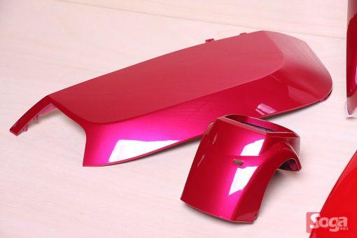 CUXI-100-4C7-烤漆部品-櫻桃紅-景陽部品