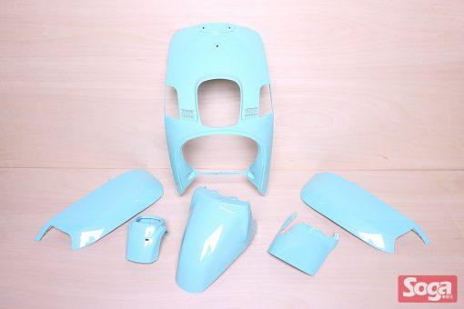 CUXI-100-4C7-烤漆部品-蒂芬妮藍-景陽部品