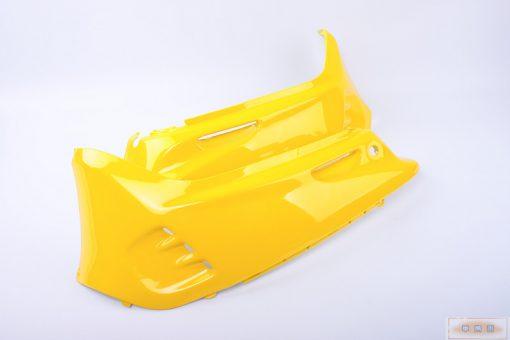 SYM-DIO EZ-斜板(3孔)-烤漆部品-布丁黃-景陽部品