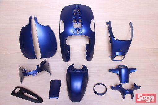 魅力-Many-110-烤漆部品-消光深藍-LEA2