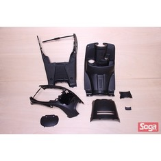 CUXI-100-4C7-內裝部品-黑-EG部品
