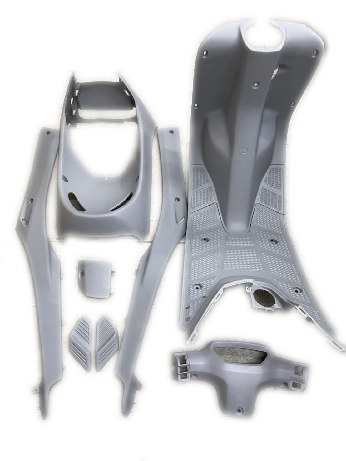 SYM-DIO-SP-EZ-斜板-內裝部品-素材淺灰