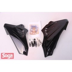 HONDA-MSX-125-下擾流-黑-改裝-景陽部品