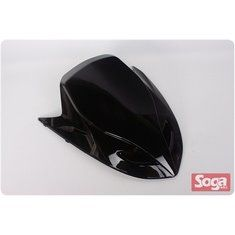 S-MAX-擋風板飾蓋-亮黑-改裝