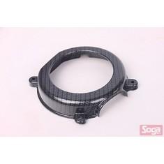 S-MAX-SMAX155-導管飾蓋-導管-黑銀網格-1DK