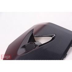 新勁戰X-四代-擋風飾板-大盾牌-卡夢CARBON-水轉印-2UB-改裝-EG部品