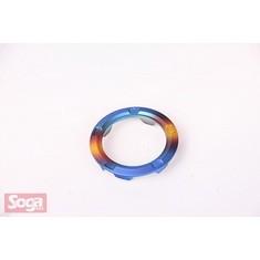 新勁戰-4代目-加油飾圈-油箱飾圈-消光彩鈦-2UB-景陽部品