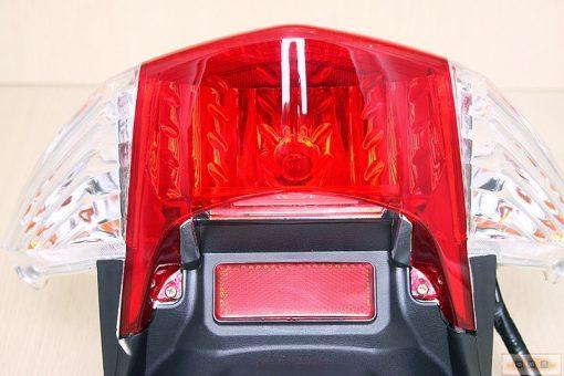 舊勁戰-勁戰125-尾燈組-水滴型-白紅白-透明-5TY